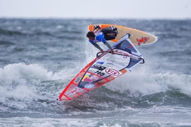 Über den Wellen, muss die Freiheit wohl grenzenlos sein! © PWA WC