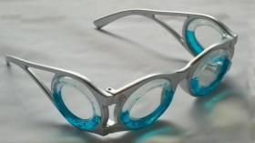 Seekrankheit, Brille