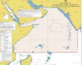 Das gefährdete Gebiet vor Somalia.