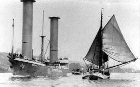 E-Ship, Flettner, Rotoren