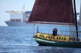 greenpeace, Umweltschutz, Ölbohrung
