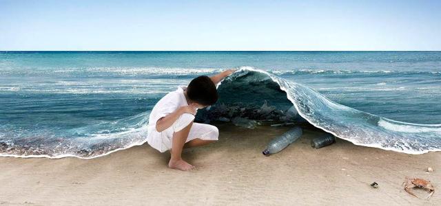 one earth - one ocean, Müllteppich, Meeresverschmutzung