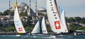 Extreme Sailing Series, Istanbul