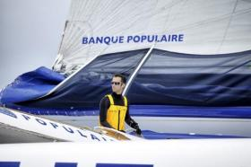 Armel Le Cleac'h, Banque Populaire, 24-Stunden-Rekord