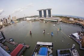 Extreme Sailing Series Singapur