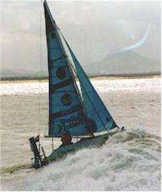 Weltumseglung, offenes Boot, einhand