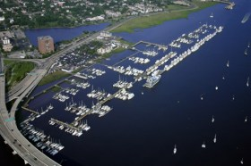 Die City Marina von Charleston, SC. @marinalife.com