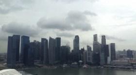Singapur, eine Metropole mit viel Wasser © Icarus Sailing Media
