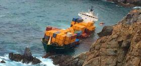 Yusuf Cepnioglu, Container Frachter