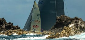 Klassischer St. Barth-Eindruck: Rocks 'n Sails © Plisson