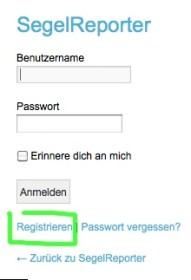 Registrierung um zu kommentieren