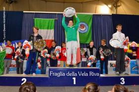 Heimsieg! Davide Duchi wurde groß gefeiert © Davide Turini