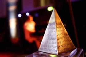 Die Goldene Sportpyramide der Stiftung Deutsche Sporthilfe