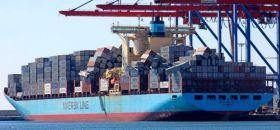 Svendborg Maersk Container