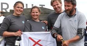Segel-Bundesliga, Dänemark Sieger