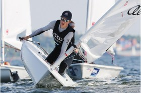 Perfekte Bootsbeherrschung bei schwierigen Windbedingungen © www.segel-bilder.de