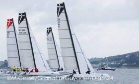 Obwohl erst seit knapp zwei Jahren auf dem Markt, segeln bereits 25 Einheiten © diam 24