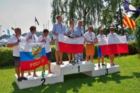 Der Osten dominierte: Zwei polnische und ein russisches Team auf dem Podium derMicro Cupper Weltmeisters
