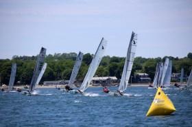 Formula 16 WM 2014 in Newport / Rhode Island © IF16CA