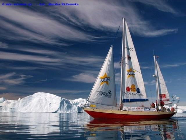 Die skurillsten Schiffe sind in der Nordwest-Passage unterwegs. Aber hier zählt nur eines: Robustes Wesen © solanus