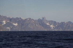 """Die """"Kirken"""" von der See aus betrachtet © villiger/fichtinger"""