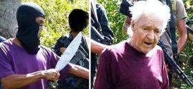 Der 74 jährige Segler sollte enthauptet werden