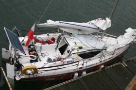 Kleines Boot für den großen Schlag © Mandler