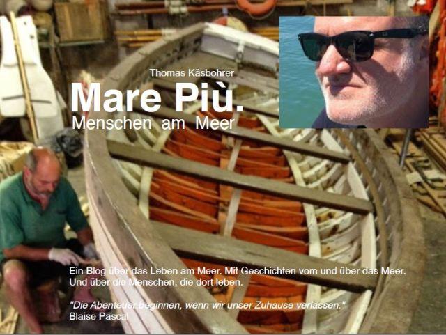 """Cover von """"Menschen am Meer"""" © mare piu"""