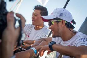 Volvo Ocean Race Dongfeng