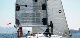 """Ist man beim britischen """"Solar cloth"""" schon weiter? © sail cloth"""