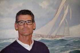 Rigo de Nijs, neuer Cheftrainer des Kieler Yacht-Club © KYC