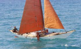 """Mit der """"Tara Tari"""" vom Golf von Bengalen nach Frankreich © nomade des mers"""