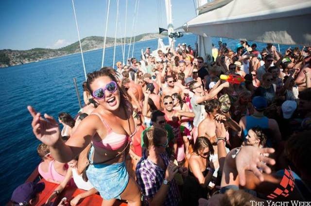 The Yacht Week
