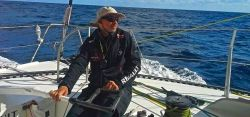 Riechers, Barcelona World Race