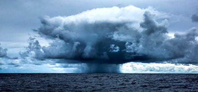 Volvo Regenwolke