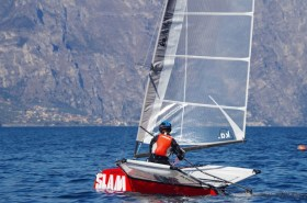 Oh jetzt wird es jollig, wenn der Wind ein wenig stabilisiert © Stickl Sportkamp