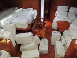 Drogen im Wert von 100 Millionen Dollar – mindestens © douanes francaises
