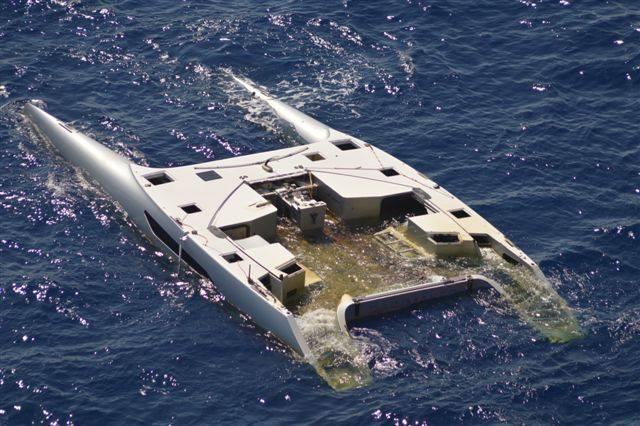 Gunboat Rainmaker