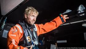 Volvo Ocean Race, Vestas Wind, Wouter Verbraak