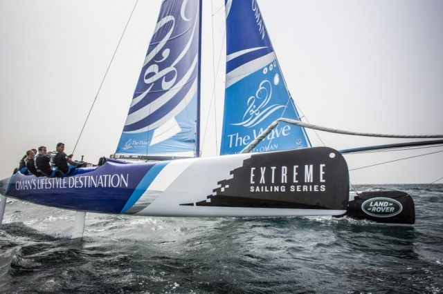 Extreme Sailing Series Hamburg
