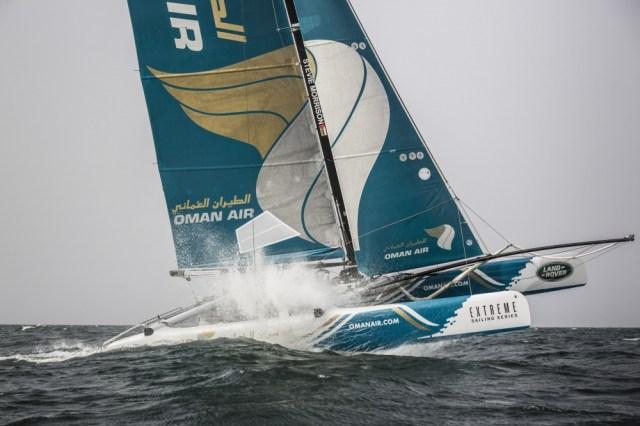 Extreme Sailing Series, Extreme 40, hamburg