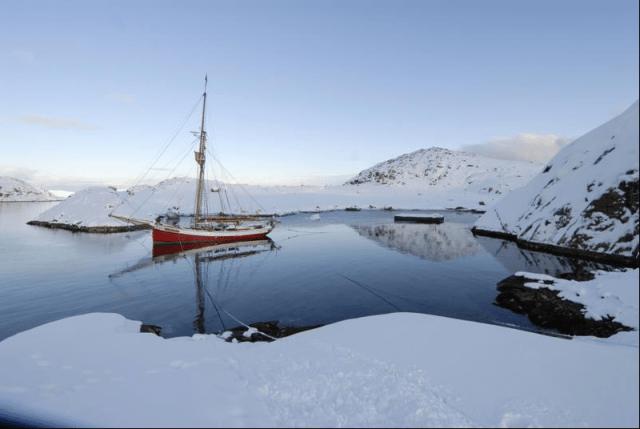 Arved Fuchs, Expedition, Antarktis