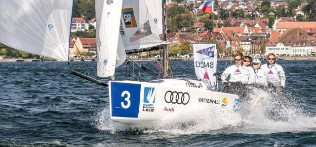 Heimsieg für den Aufsteiger aus Überlingen. © Sven Jürgensen/DSBL