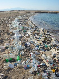 Meeresverschmutzung, Plastikmüll, Müllstrudel