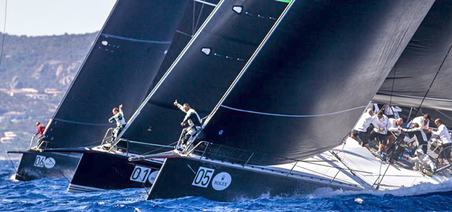 Maxi Yacht, Rolex Cup,l borlenghi
