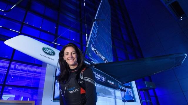 Hannah White, Weltrekord, Foil, Speedbird