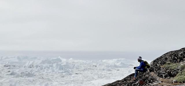 eisberg, allein, Überlebenskapsel