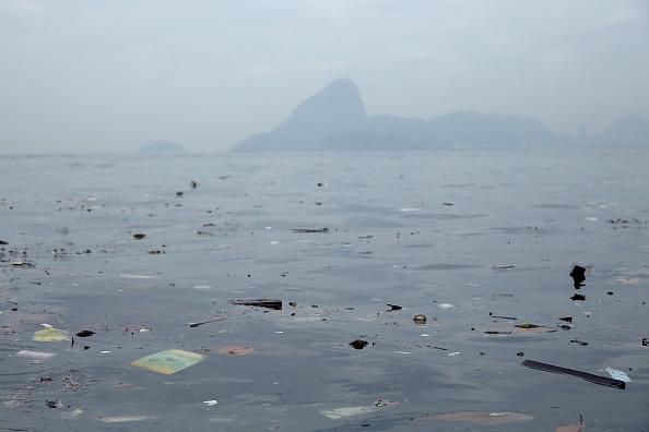 guanabara bucht, Wasserverschmutzung, Meeresverschmutzung