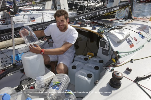 Mini Transat, Start, Lanzarote