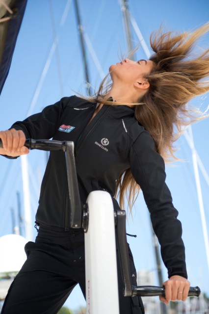 Amy Willerton Clipper Race